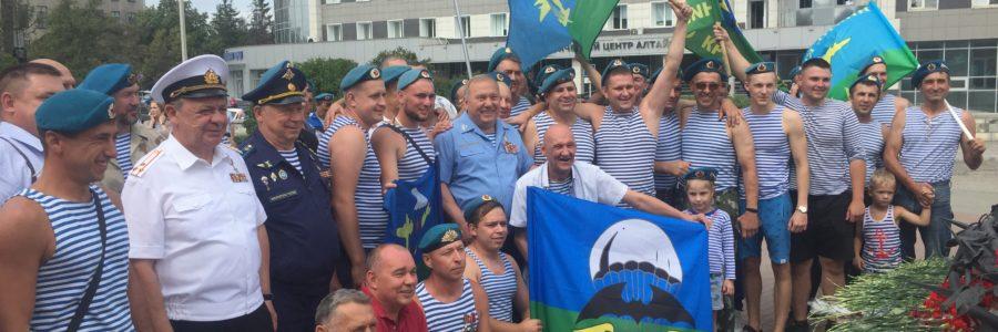 В Алтайском крае стартовала  «Вахта Героев Отечества»
