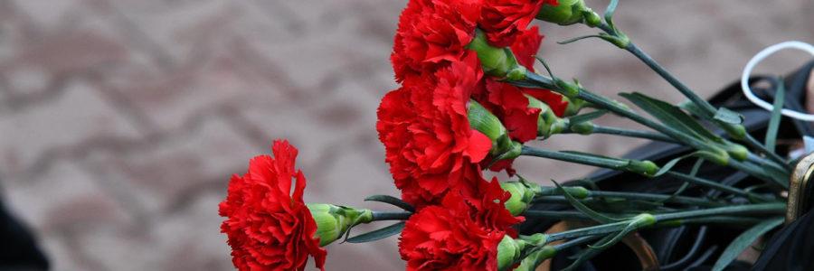 В Барнауле состоялась церемония передачи останков воинов, погибших в годы Великой отечественной войны
