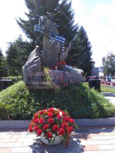 В Алтайском районе Алтайского края открыли памятник участникам локальных воин и военных конфликтов