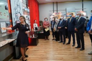 Лучшие в России: школьный музей Алтайского края занял второе место во всероссийском конкурсе музеев