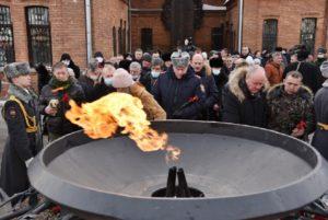 В Алтайском крае прошли  торжества посвящённые Памятной Дате «Дню памяти воинов — интернационалистов»  и  32-й годовщине вывода советских войск из Афганистана