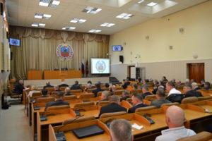 В Алтайском крае обсудили итоги работы общественных организаций ветеранов боевых действий