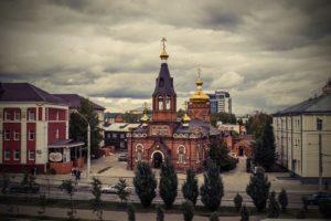 В Никольском храме Барнаула заработала интерактивная экспозиция